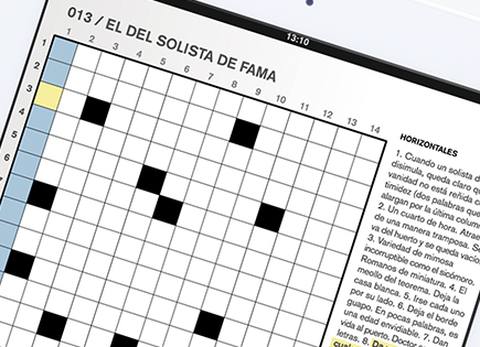 La Vanguardia Crossword Puzzle app