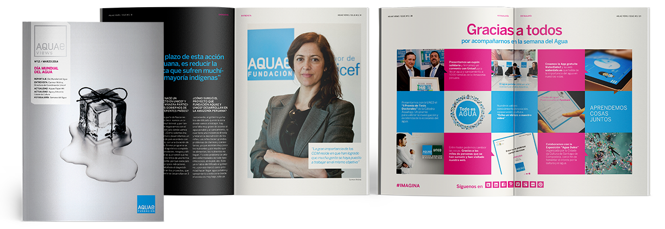 Aquae Views magazine
