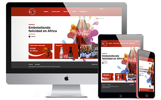 Web Equatorial Coca-Cola Bottling Company
