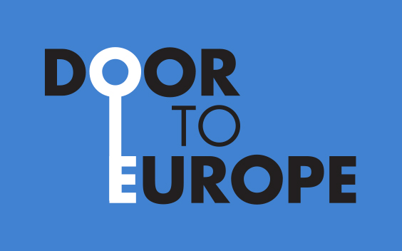 Door to Europe corporate image